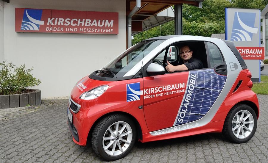 Kirschbaum Solarenergie Altenkirchen